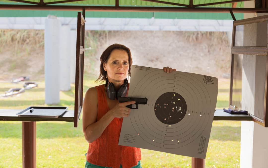 Why I'm Committed To Training Women To Use And Carry Firearms