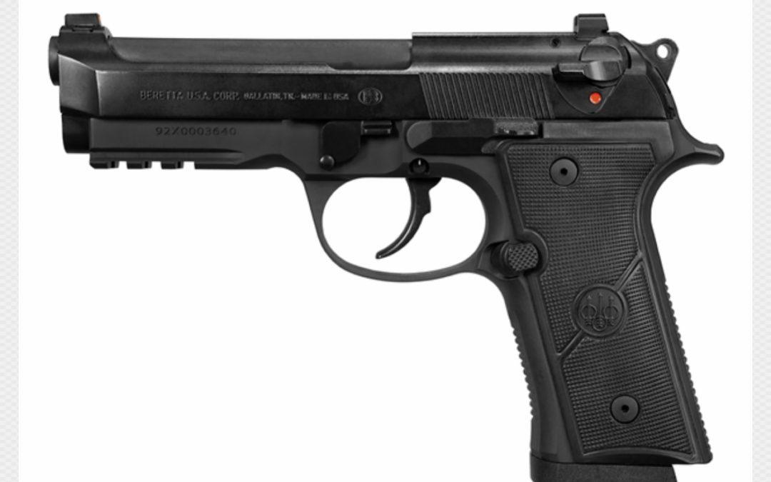 Beretta The Oldest Gun Manufacturer In the World, Has New Guns Handgun Review Of The APX RDO Centurion and 92X Centurion