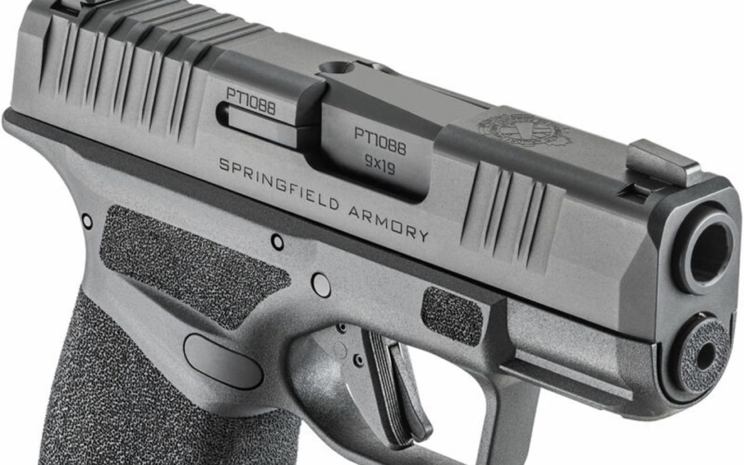 The Springfield Armory Hellcat—Hype or Real Deal?