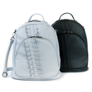 Backpack with bullet proof insert sleeve