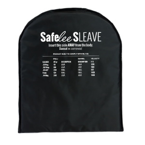 Safelee SLeave Bullet Proof Insert