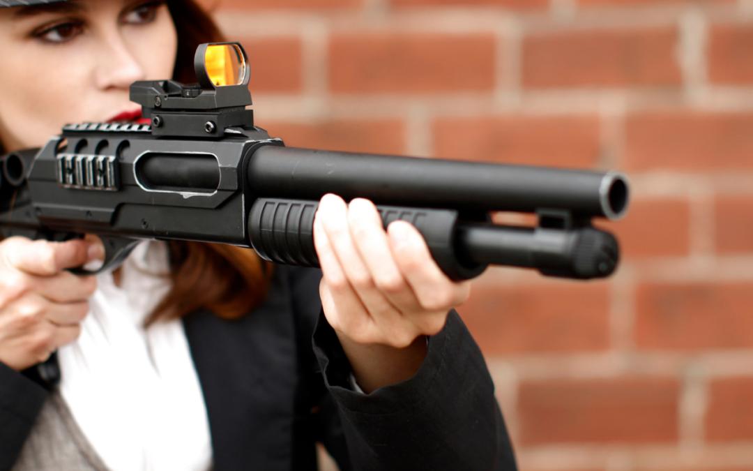 Shotgun for Home Defense 10/11