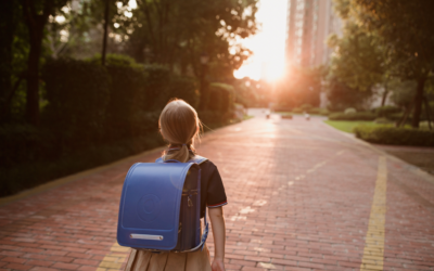 Tips for Parents and Kids on Staying Safe While Walking to School